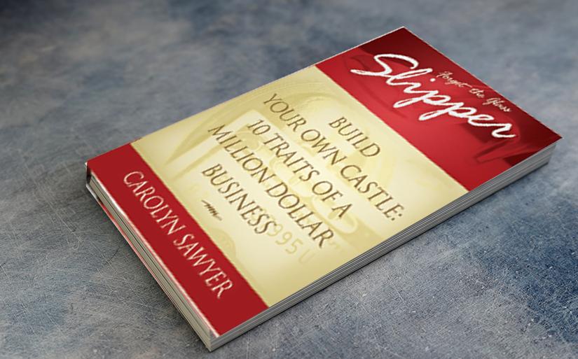 Glass Slipper Book Cover