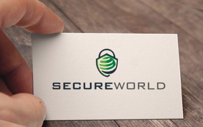 SecureWorld Logo Design
