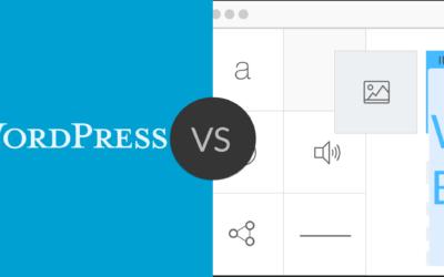 WordPress vs Website Builder